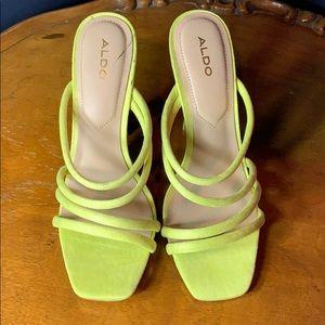 Aldo heels - size 7.5
